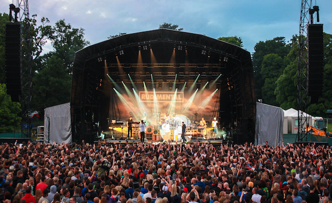 Serious Stages secures three-year contract with Forest Live