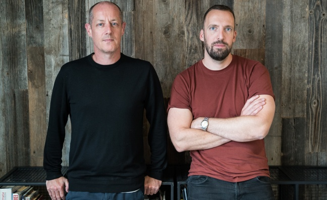 'He will have a significant impact': Parlophone co-president Mark Mitchell hails new marketing director Jack Melhuish