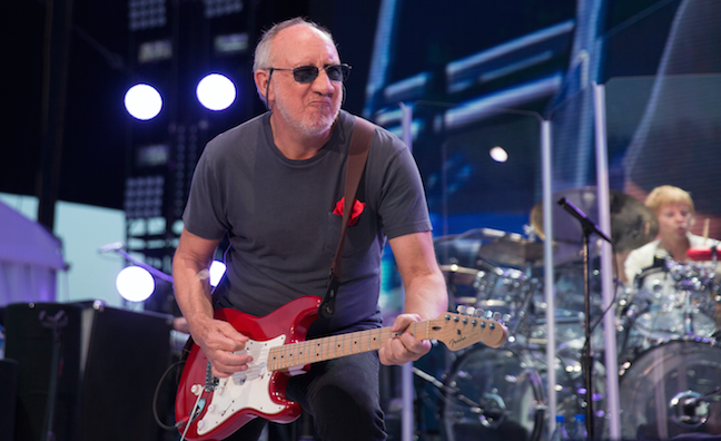 Pete Townshend to perform at Royal Albert Hall fundraiser