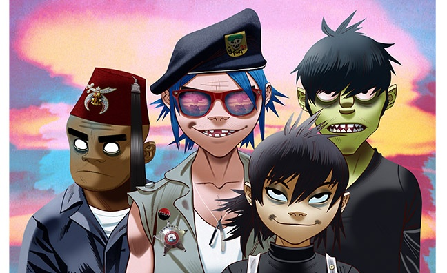 'It gave us an incredible new reach': Parlophone and Warner Bros on Gorillaz's Chelsea FC hook up