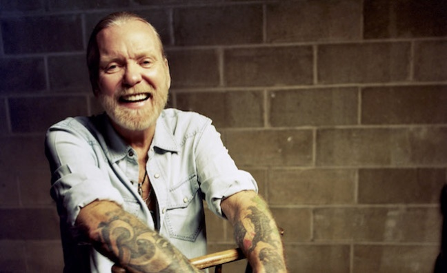 'His iconic catalogue transcends time': Kobalt signs deal with Gregg Allman estate