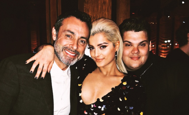 'She's one of the most in-demand writers and exciting new artists': Bebe Rexha renews BMG deal