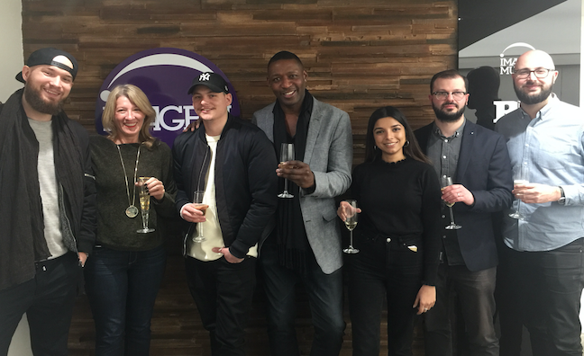 Imagem UK signs publishing deal with songwriting and production duo Goldfingers