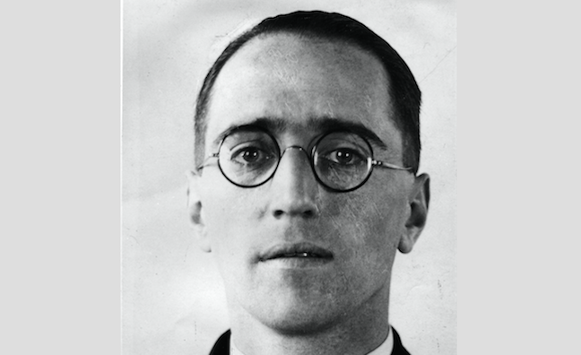 British engineer Alan Dower Blumlein to be honoured with Technical Grammy award