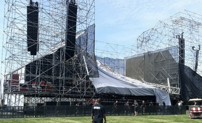 Live Nation loses bid to have Radiohead stage collapse case dismissed