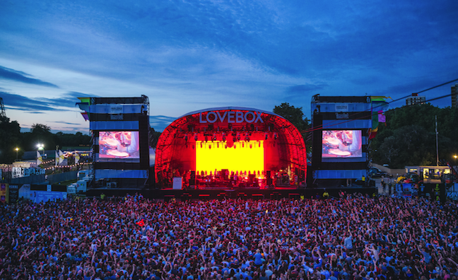 Solange, Chase & Status and more added to Lovebox line-up