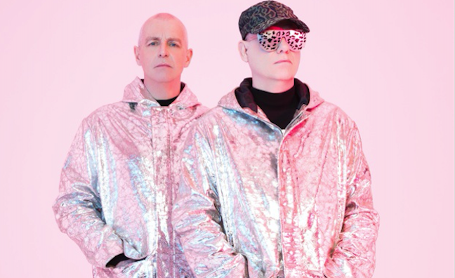 Pet Shop Boys to be honoured with NME's Godlike Genius Award