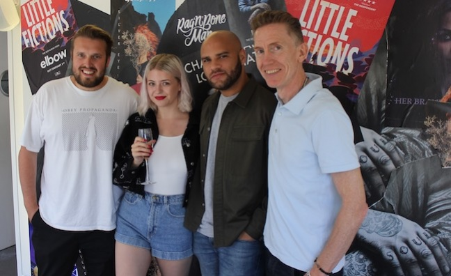 'She's an amazing talent': Warner/Chappell signs rising star Kloe