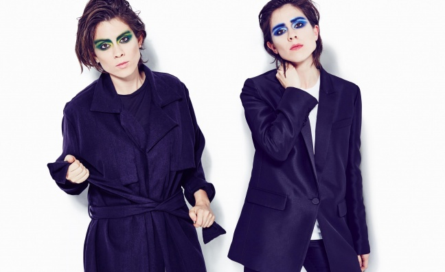 Tegan and Sara: Twin Peaks