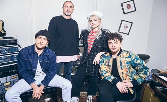 Paramore discuss new album with Zane Lowe in Beats 1 interview