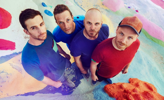 Artist Of The Year: Music Week speaks to Coldplay's Chris Martin and Will Champion
