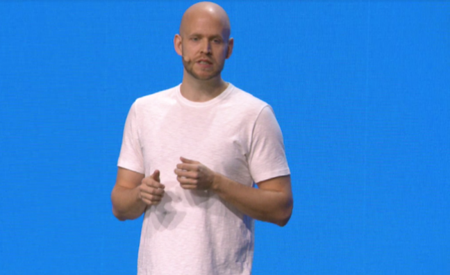 'The opportunity is even bigger than we thought': Daniel Ek outlines vision for Spotify ahead of April 3 IPO