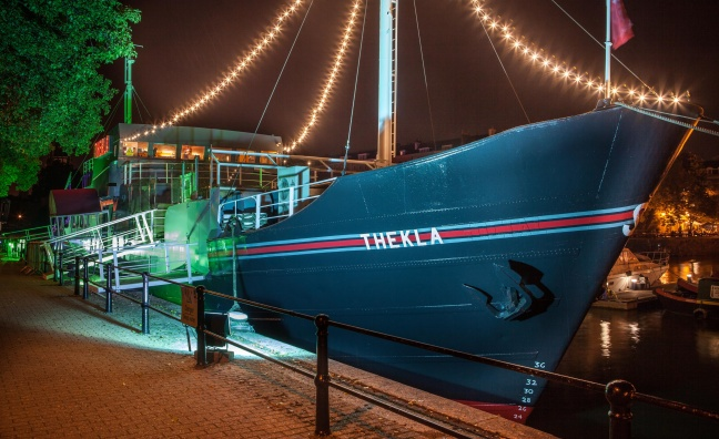 Thekla to host event on safeguarding music venues