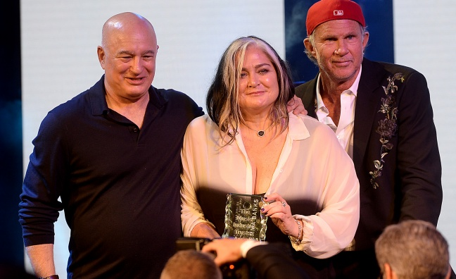 'Wildest dreams': CAA agent Emma Banks receives 2018 Music Industry Trusts Award