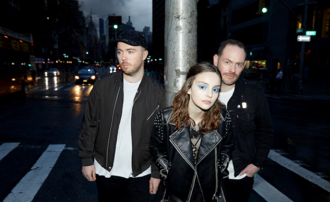 Chvrches confirm new album release date, drop My Enemy single