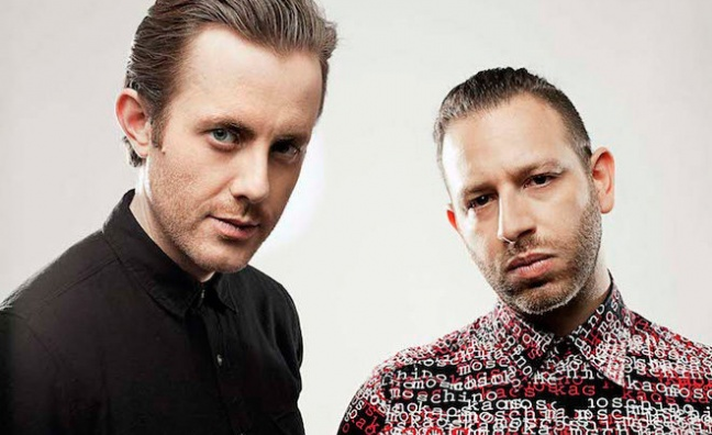 The Jockey Club Live to host Chase & Status DJ night