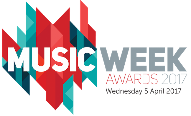 Save the date: Music Week Awards back for 2017