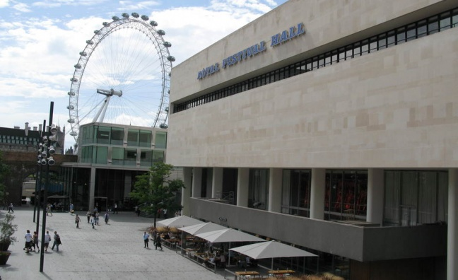 Southbank Centre CEO to retire in 2017