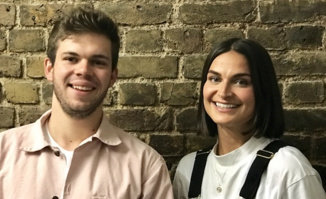 'We're excited for their new chapter': Erin Mills and James Paterson made directors at Listen Up
