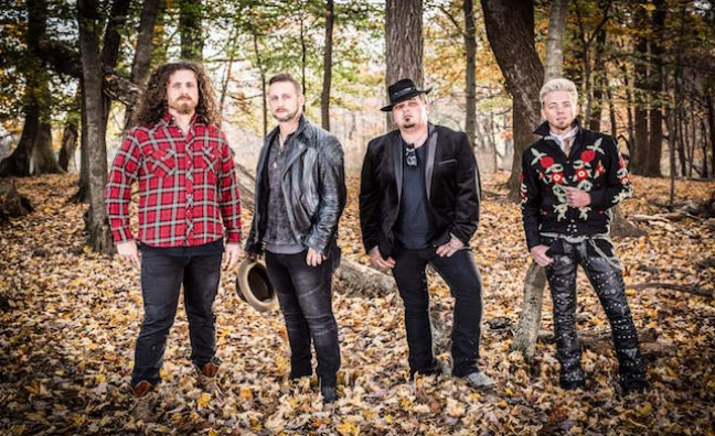 'Anytime is a good time to be a rock band': How Kentucky's Black Stone Cherry became an arena-conquering band in the UK
