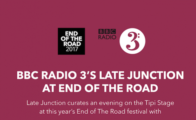 End Of The Road festival partners with BBC Radio 3