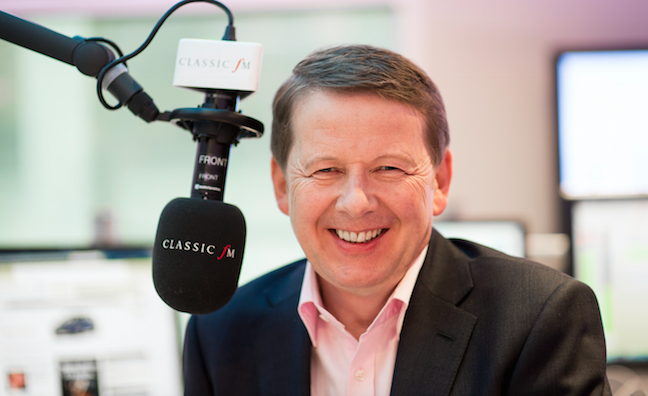 Classic FM announces 25th anniversary celebration plans