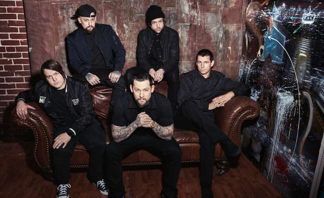 Good Charlotte sign with UTA for global representation