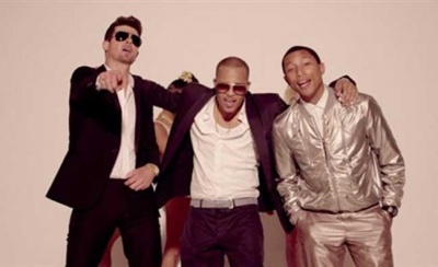 Blurred Lines co-writers get support from 212 fellow songwriters