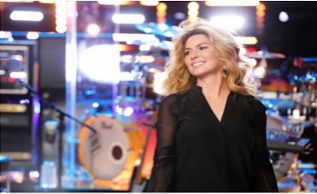 Shania Twain set to release comeback single