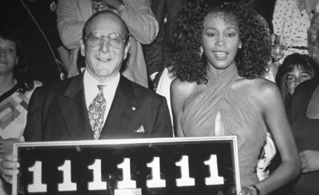 'I did have a natural gift': Clive Davis on the Apple Music documentary about his stellar career