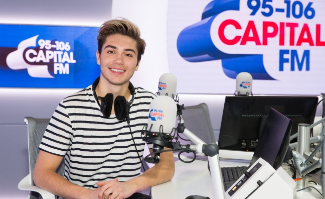 Tastemakers: What's Capital's George Shelley listening to this week?