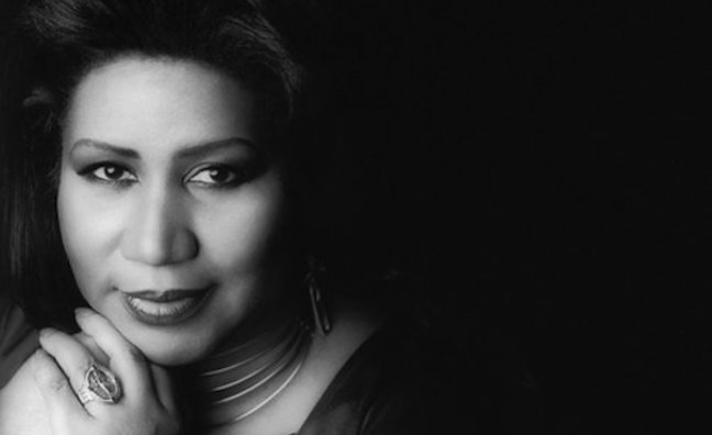 Aretha Franklin in line to enter Top 10 with Soul Queen