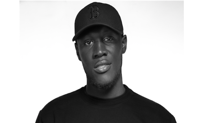 Stormzy teases new music on London billboards