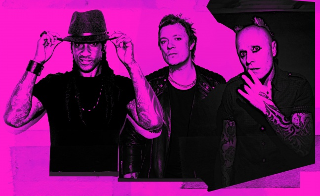The Prodigy to release first album in three years in November