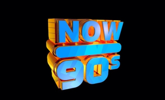 Now Music launches 90s TV channel