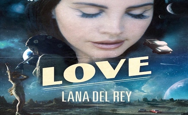 Lana Del Rey releases new single
