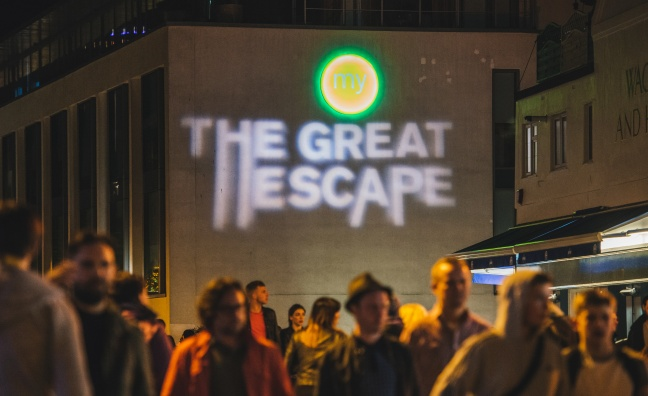 The Great Escape: Day 2 round-up