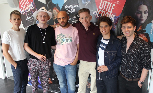 Warner/Chappell Music signs The Vamps