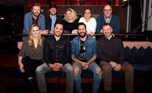 Old Dominion frontman signs with Warner/Chappell
