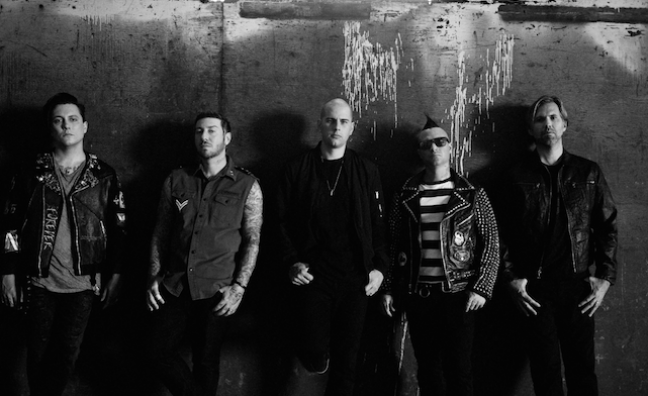 UMG, Capitol Records, VRLive and Avenged Sevenfold partner for global VR gig