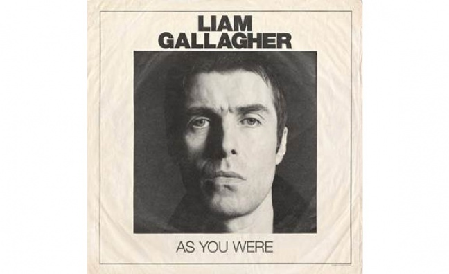 'I'm delighted with how the music has resonated': Warner Bros UK's Phil Christie on Liam Gallagher's solo debut
