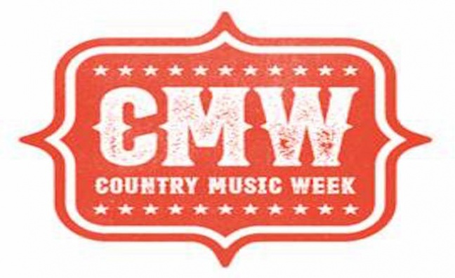 London's Country Music Week announces first acts