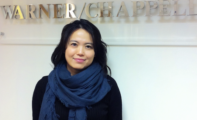 Warner/Chappell Asia-Pacific announces Monica Lee as president