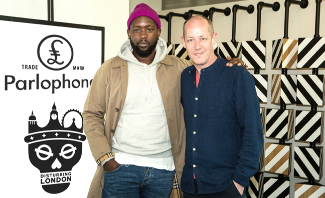 'This deal allows us to keep our indie roots': Disturbing London partners with Parlophone