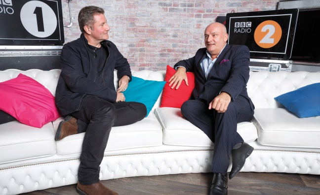 'It gives you much more than a streaming playlist': BBC Radio 1 and 2 bosses on their key role in music discovery