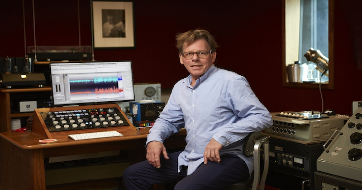 'He has changed the way that the nation listens to music': Hugh Padgham to be honoured by Music Producers Guild