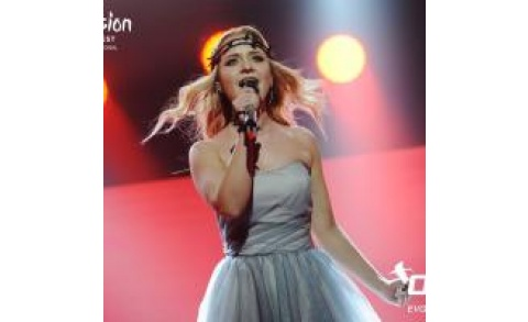 The finalist of NS for Eurovision with strong special voice looking for top-level producers