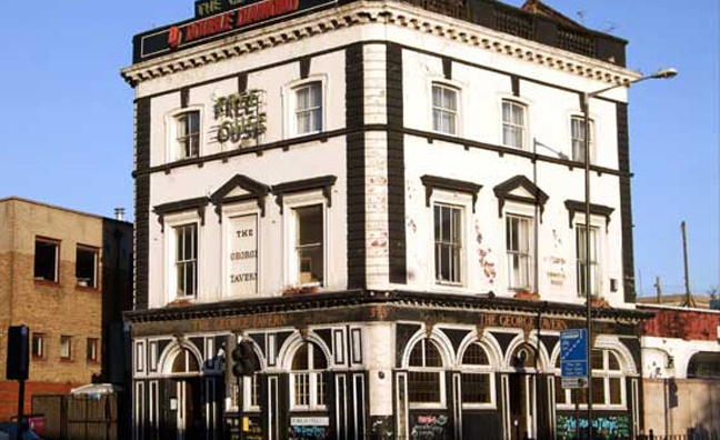 Appeal boost for The George Tavern